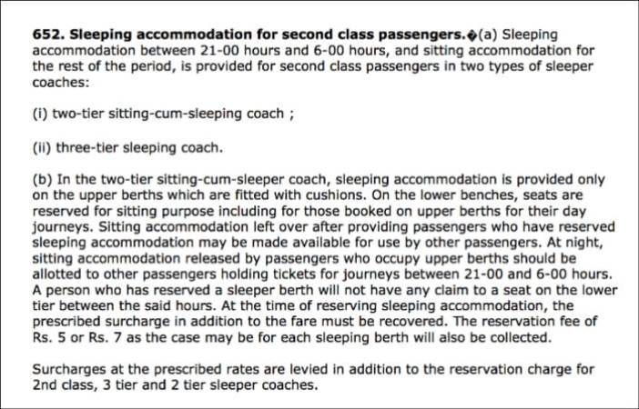 Sleeper Accommodation on Trains_1