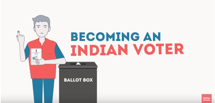 become an Indian Voter_factly