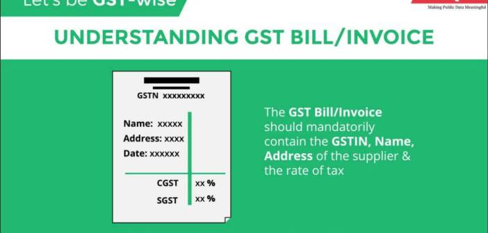Let's be GST-wise new-factly