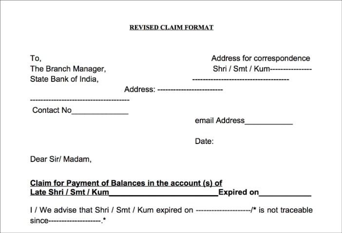 Unclaimed Deposits in Bank_format
