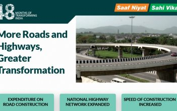 Government claims on National Highways_factly infographic (1)