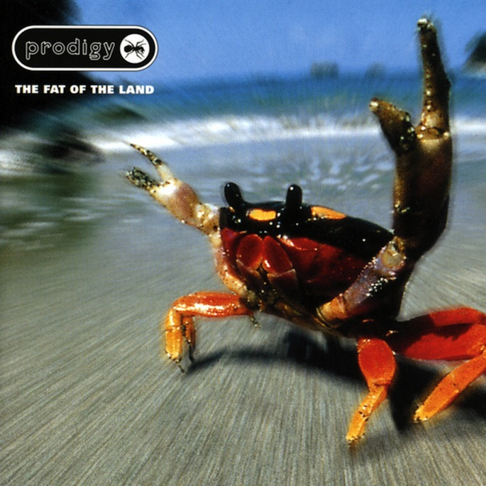The Prodigy, The Fat Of The Land cover