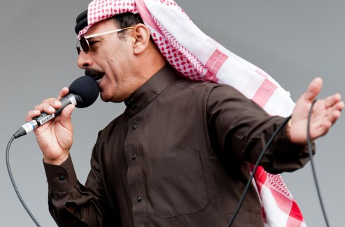 Omar Souleyman comes from Syria to play Iceland Airwaves in 2013