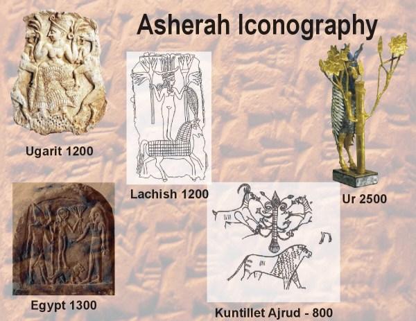 Ahabs Asherah Pole