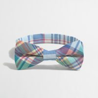 Boys' summer plaid bow tie : FactoryBoys Ties & bow ties ...