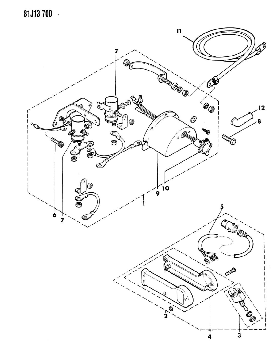 Jeep Wrangler Winch Controls Ramsey Or Or
