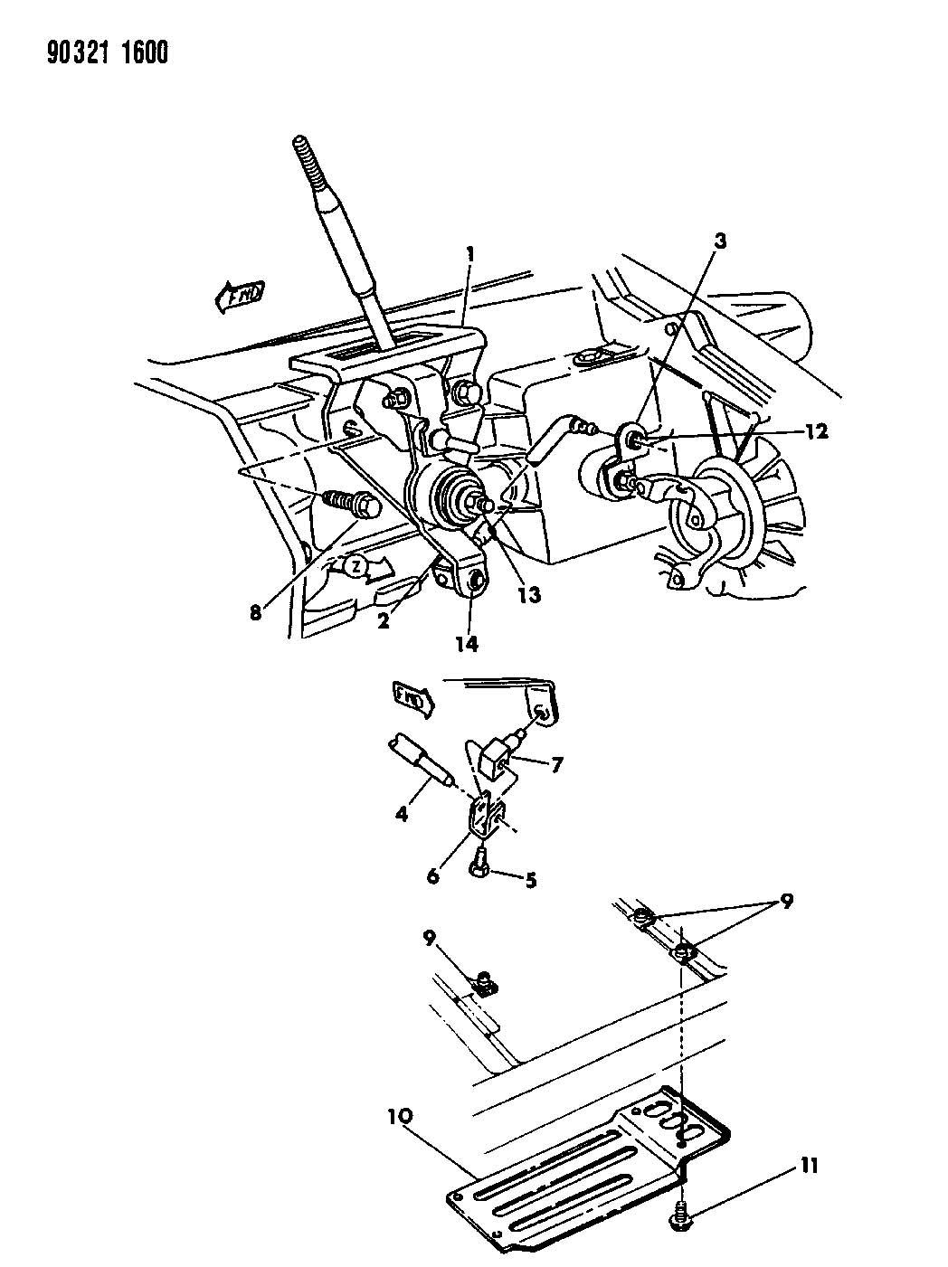 Jeep Np231 Transfer Case Parts Breakdown