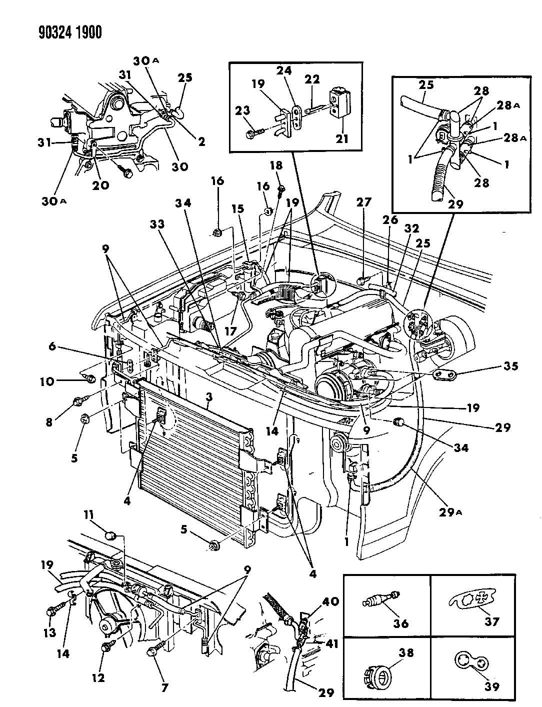 Dodge Dakota 2 5l I4 Tbi 5spd Manual Trans A535