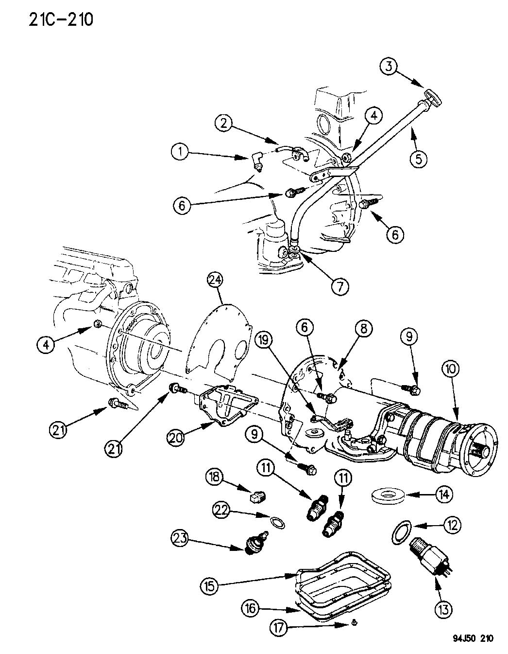 Jeep Grand Cherokee Transmission Diagram
