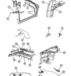 1988 dodge aries wiring diagram chrysler 300m wiring [ 1046 x 1345 Pixel ]