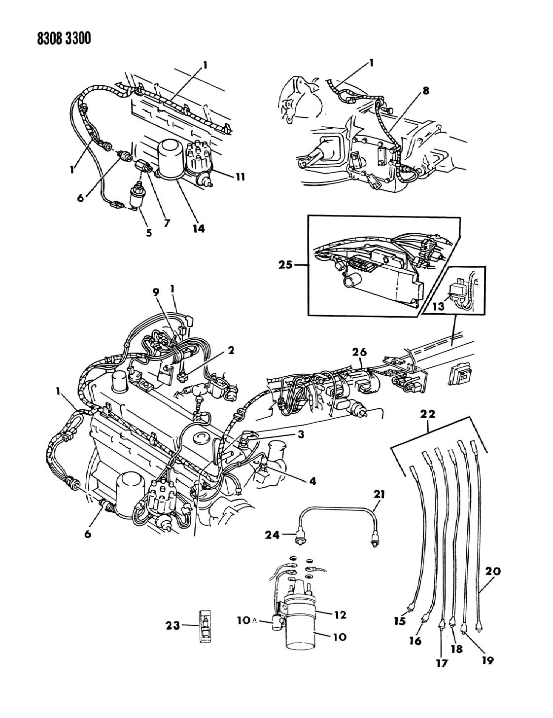 Dodge Ram Voltage Regulator
