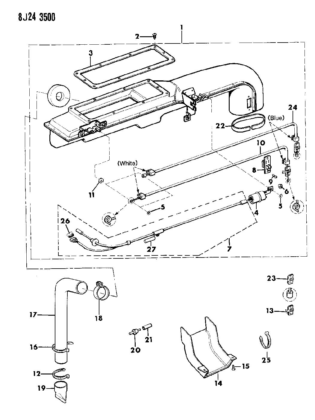 hight resolution of jeep jk heater hose diagram imageresizertool com 1984 mitsubishi mighty max 2 6 wiring diagram jeep liberty ac wiring diagram
