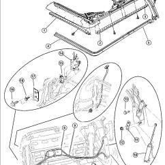 2000 Chrysler Sebring Wiring Diagram For Multiple Lights And Switches Jxi Convertible 2 5l V6 Sohc 24v
