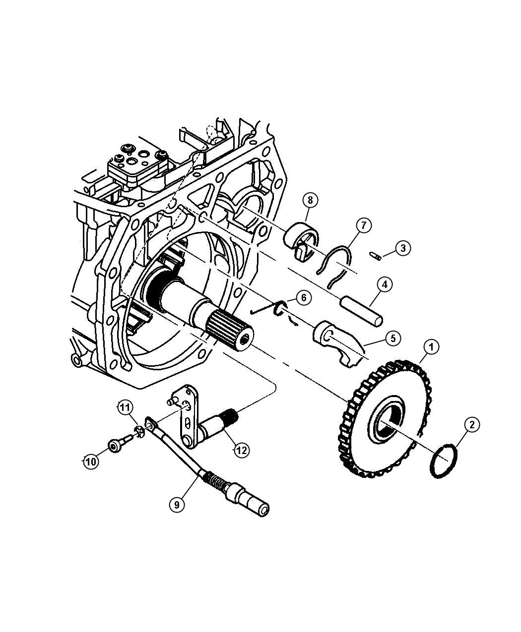 Jeep 45rfe Transmission • Wiring And Engine Diagram