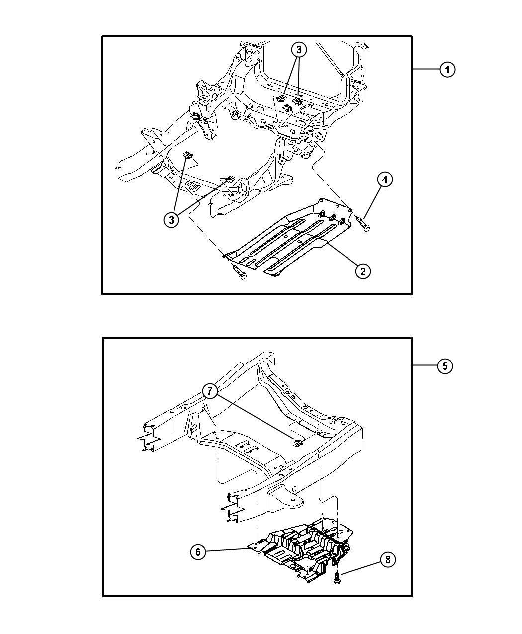 2000 Dodge Durango Parts And Accessories