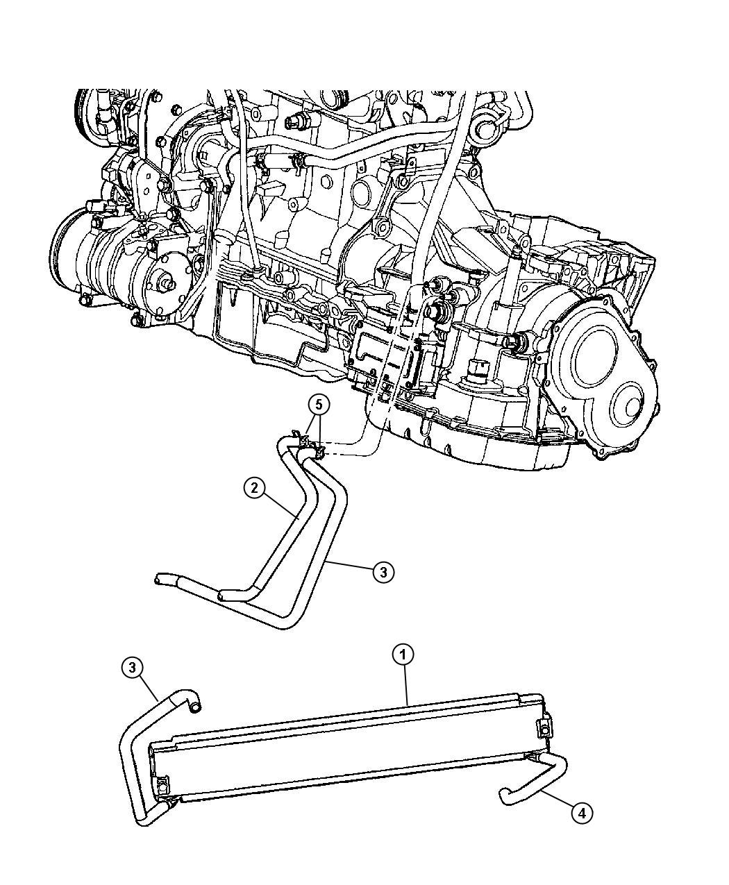 [2002 Chrysler Pt Cruiser Manual Transmission Schematic