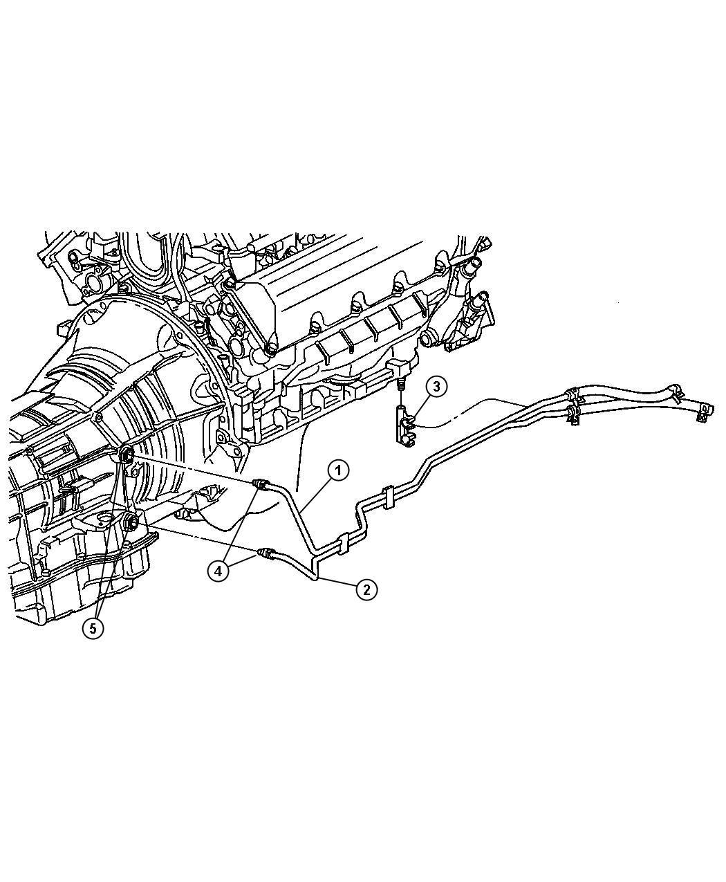 Dodge Durango 4 7l V8 Mpi Multi Speed Auto 45rfe