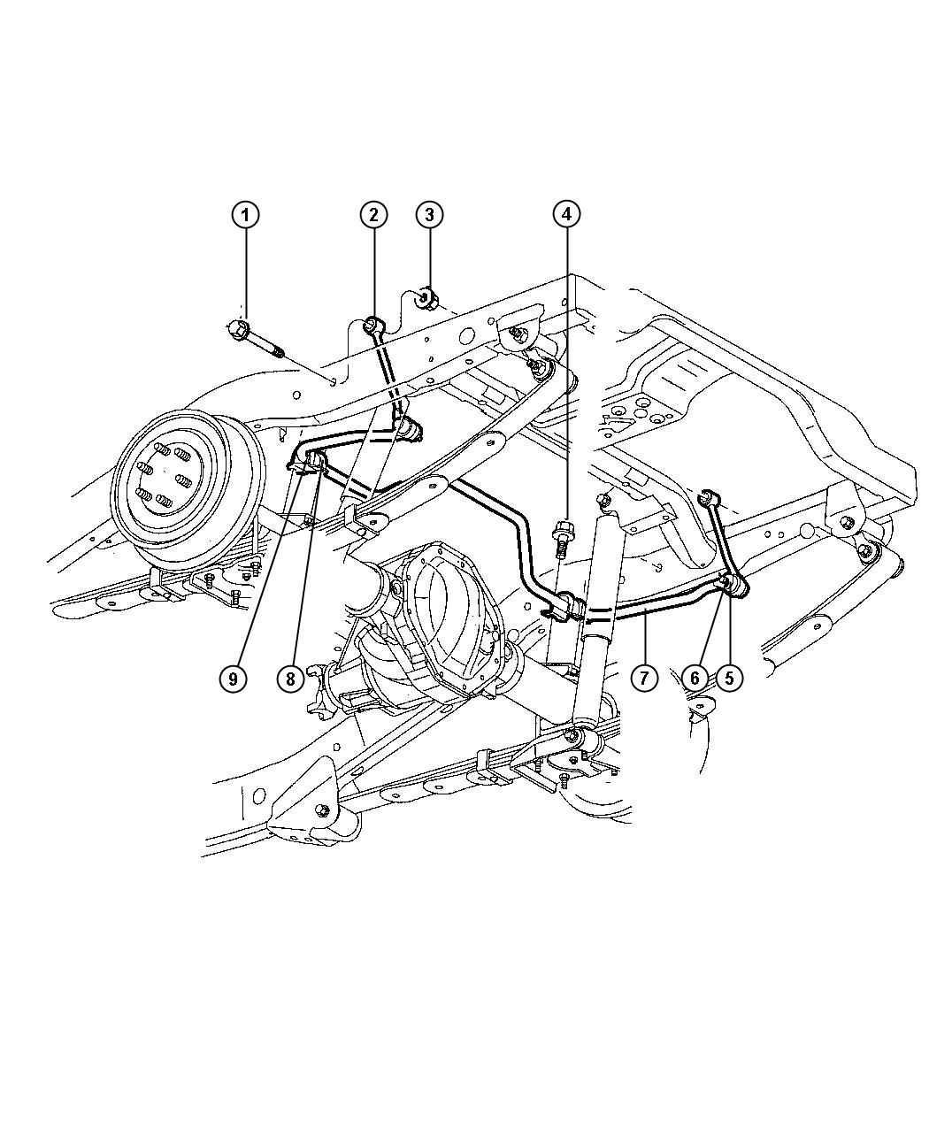 Dodge Dakota Front Suspension Diagram Best