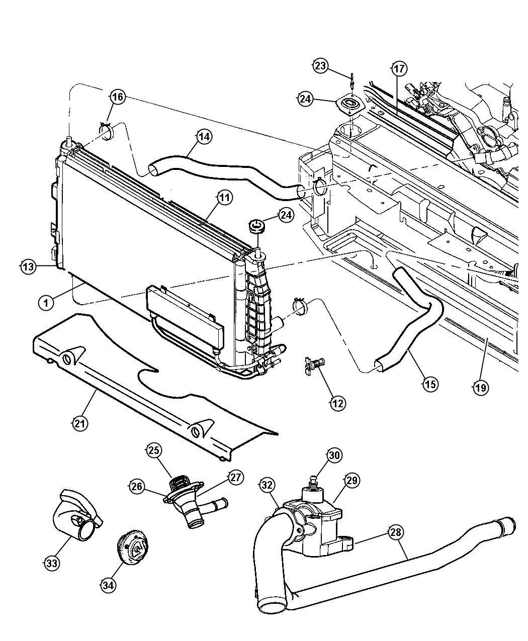 Dodge Intrepid Es 3 5l High Output V6 24v Mpi 4