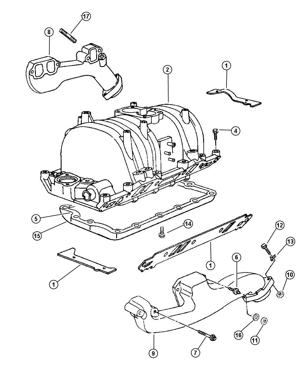 Dodge Dakota Magnum 3 9l Smpi V6 5 Speed Hd Manual