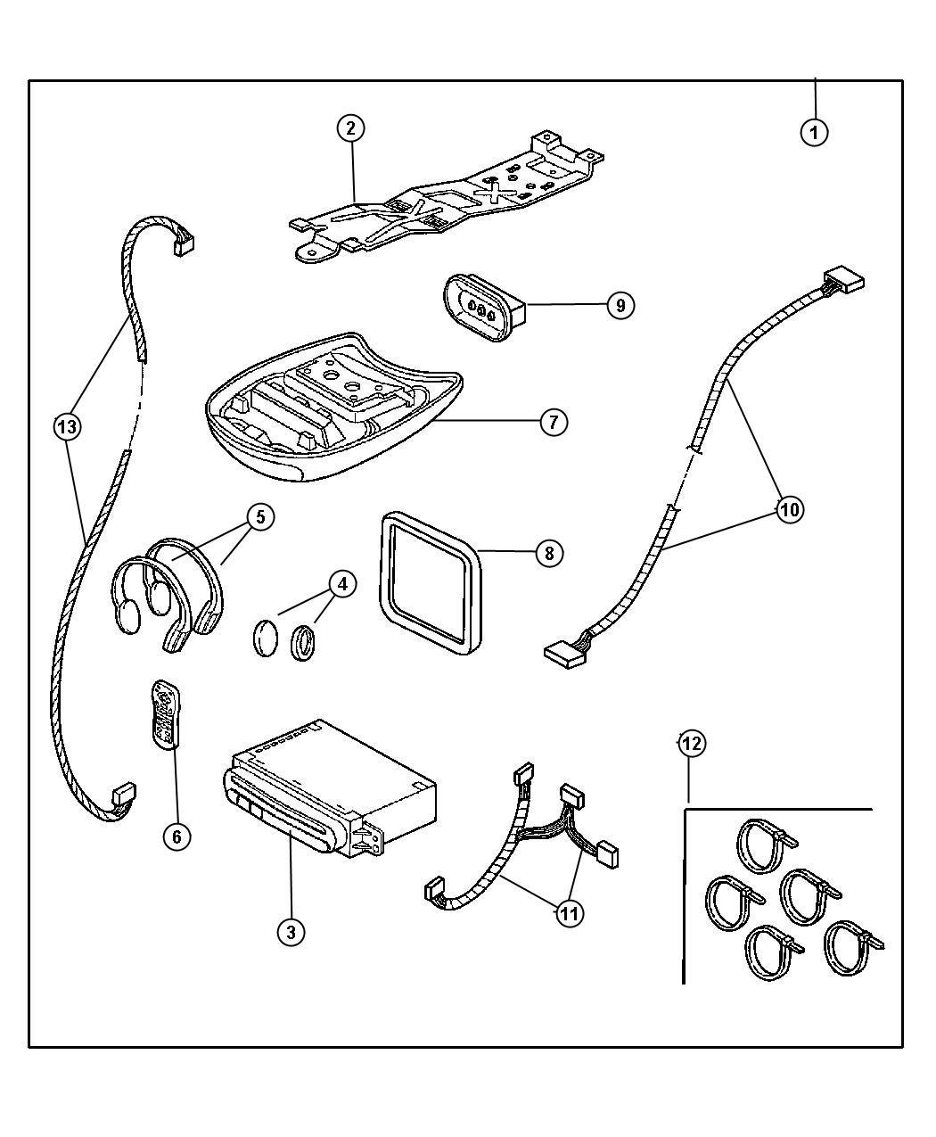 2007 chrysler aspen fuse diagram heating wiring multiple zones oem parts imageresizertool com