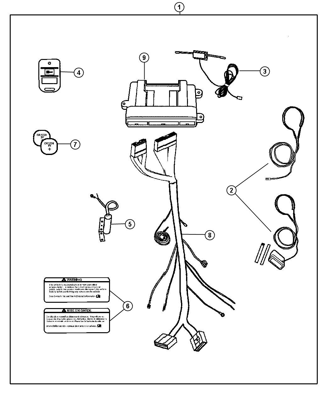Remote Start Wiring Diagrams 2005 Dodge Ram, Remote, Free