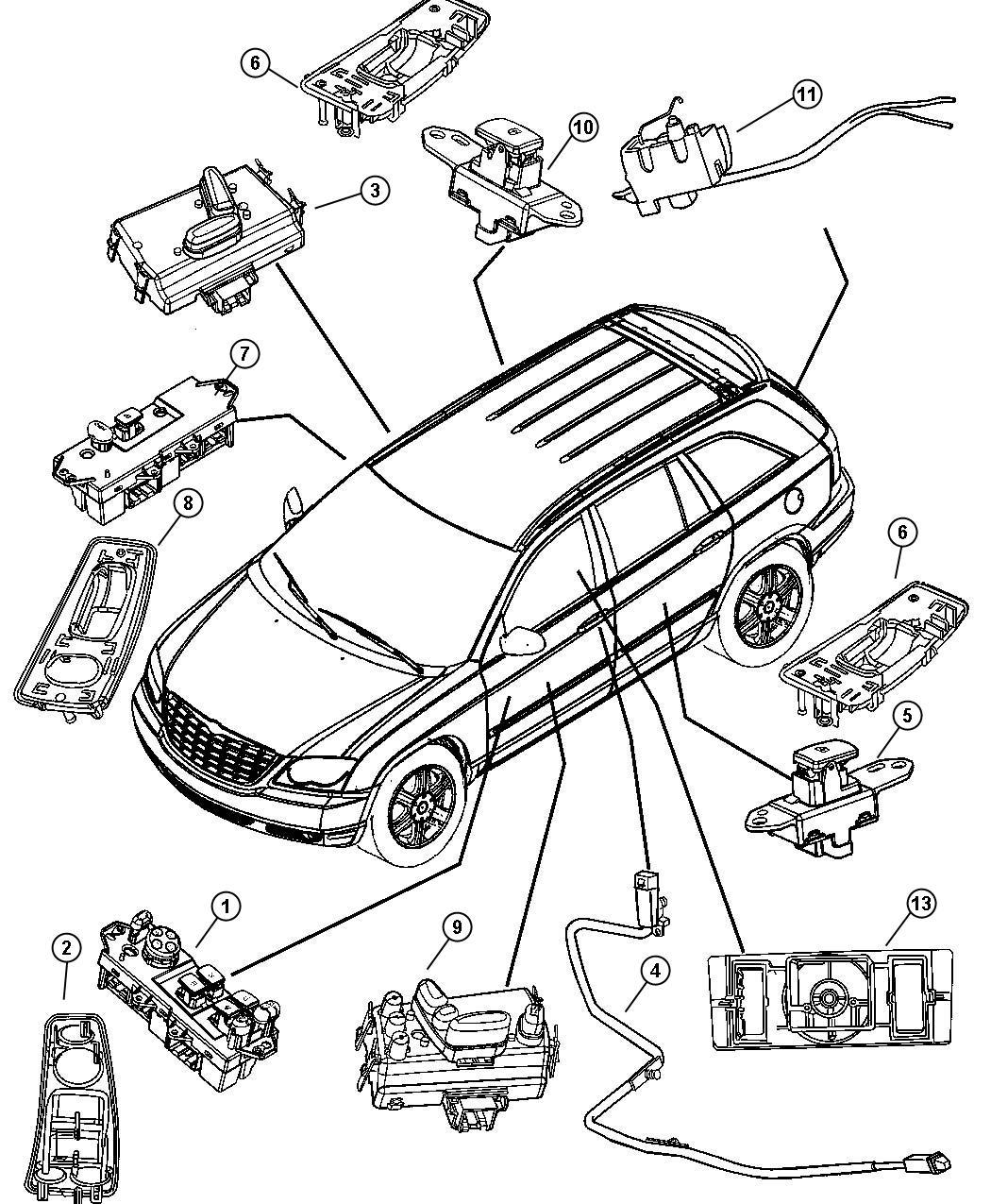 Chrysler Switches Body