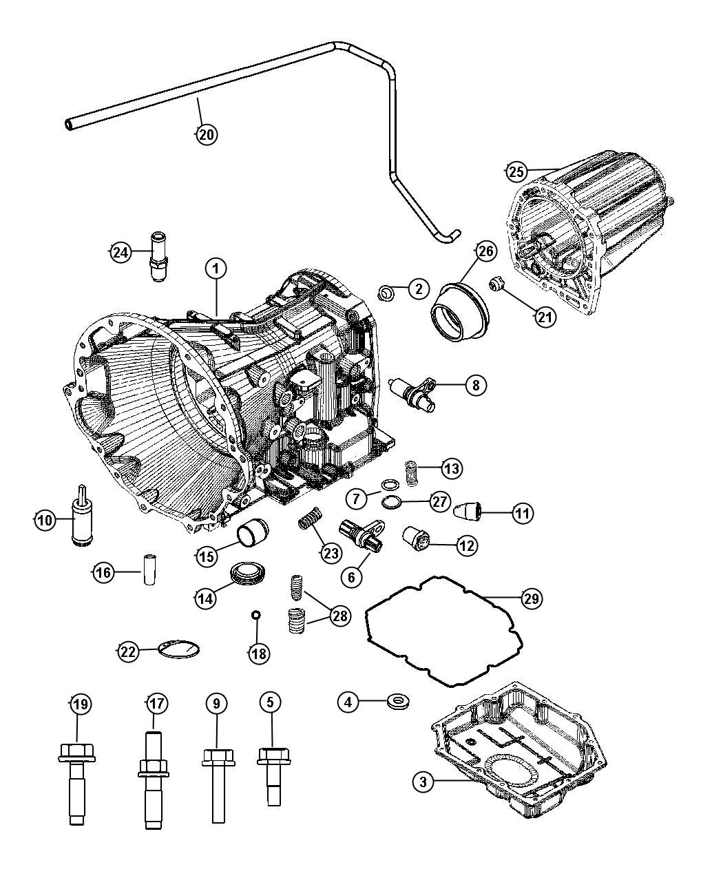 Dodge Ram 2500 Tailgate Parts Diagram. Dodge. Auto Wiring