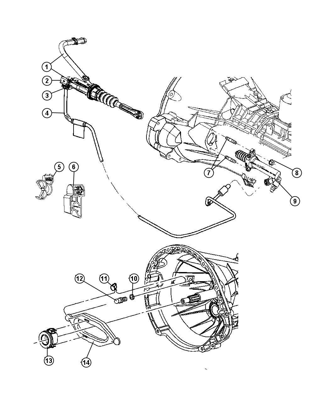 2007 Jeep Wrangler X 4x4, 3.8L V6 SMPI, 6-Speed Manual