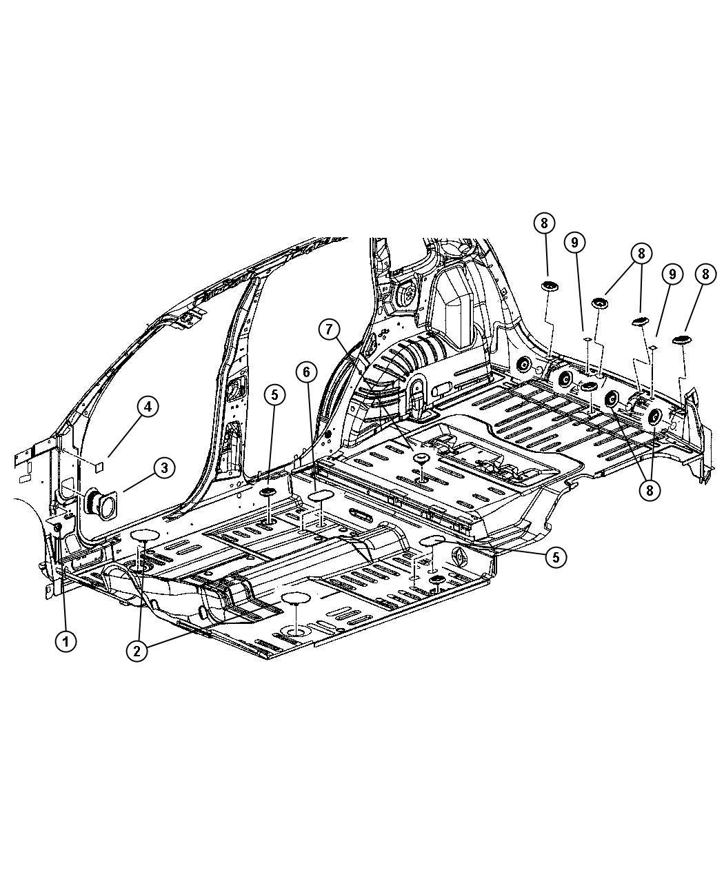 Chrysler Pt Cruiser Plugs