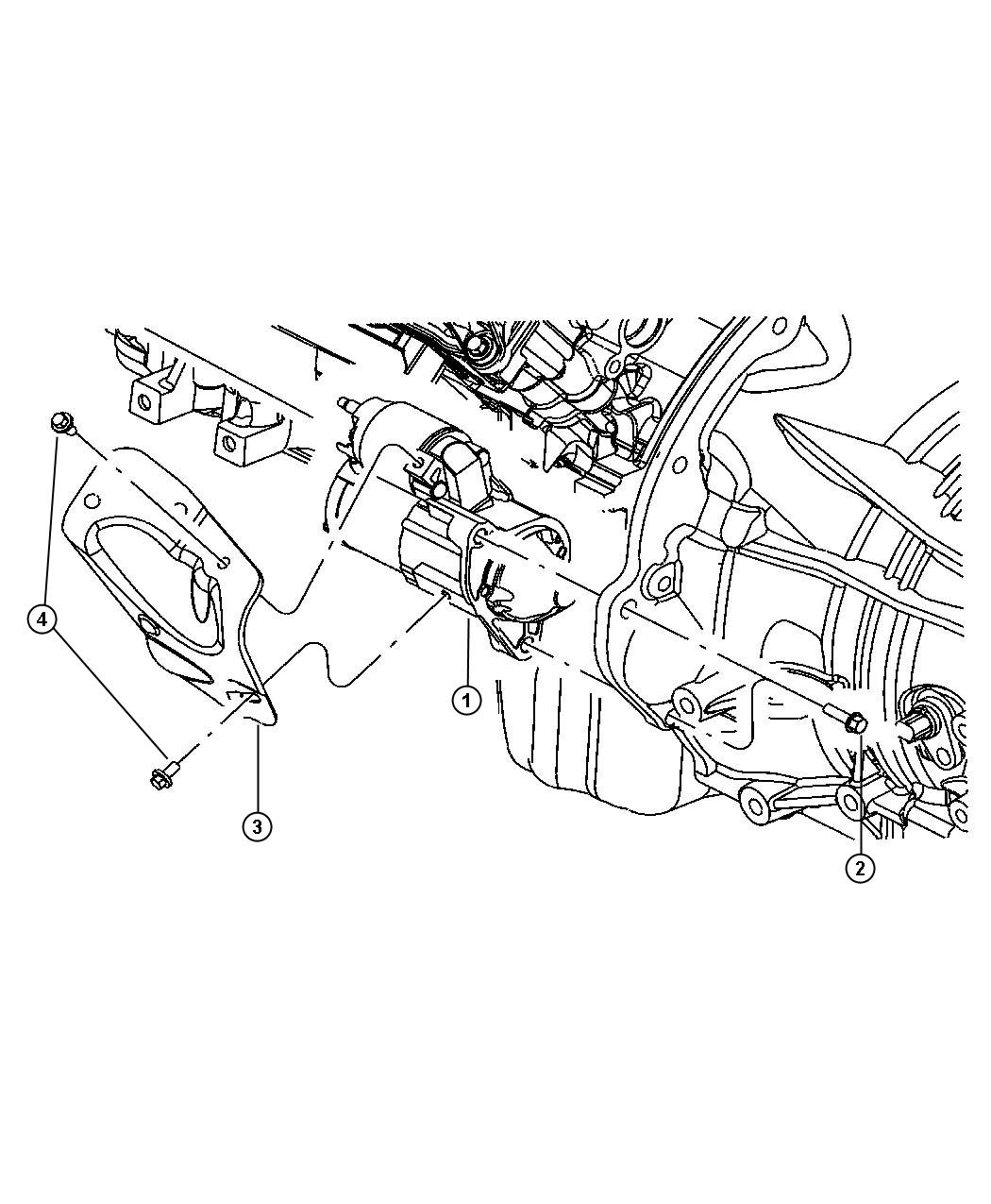 Jeep Commander Starter And Related Parts