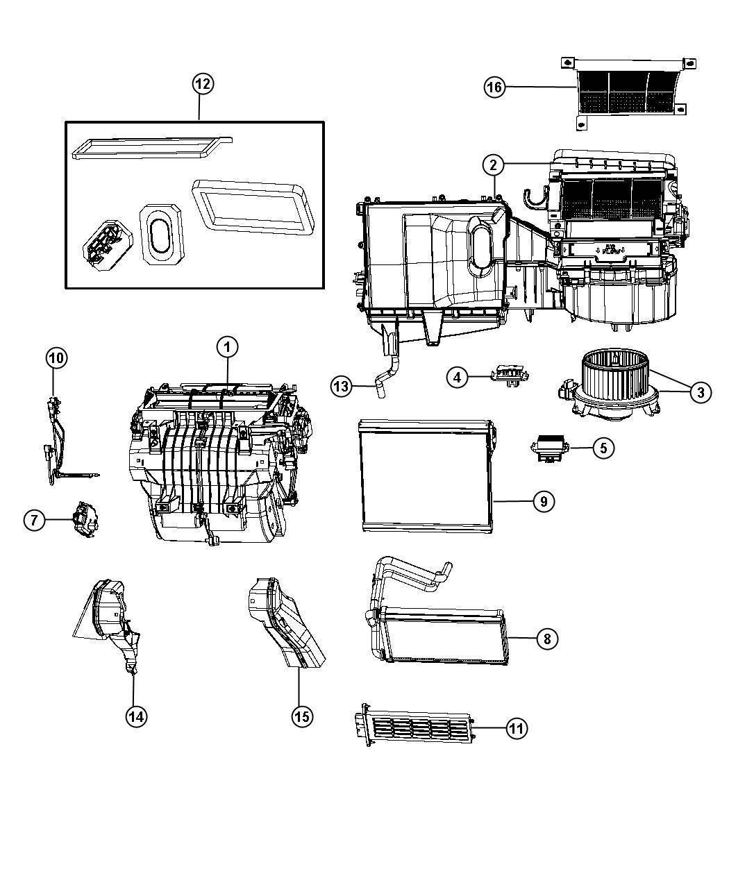 2012 dodge avenger service manual