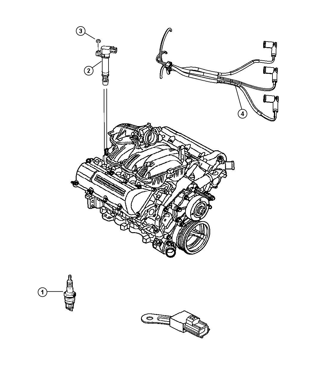 Spark Plugs, Ignition Wires and Coils