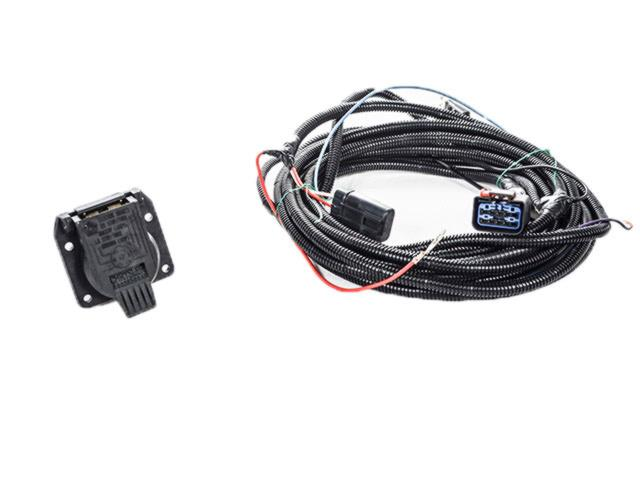 MOPAR Trailer Tow Wiring Harness Kit, With 7