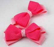 learn make hair bows basic