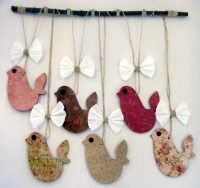 Fun with Mod Podge: Take Flight with this Charming Bird ...