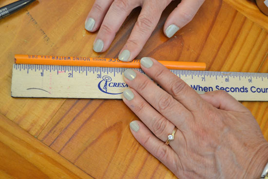 Width Of A Pencil