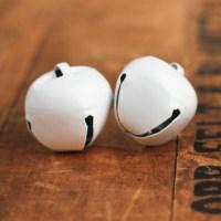 White Jingle Bells - Bells - Basic Craft Supplies - Craft ...