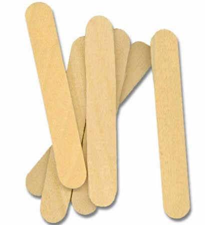 Mini Unfinished Wood Craft Sticks Popsicle Sticks And Fan Sticks Wood Crafts Craft Supplies Factory Direct Craft