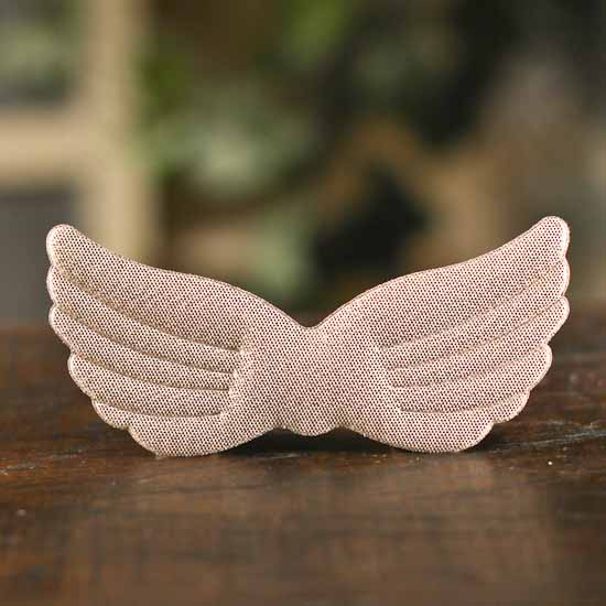 Gold Lame Puffy Angel Wings  Angel Wings  Doll Making