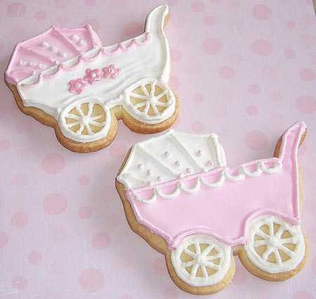 Baby Carriage Metal Cookie Cutter  Kitchen and Bath