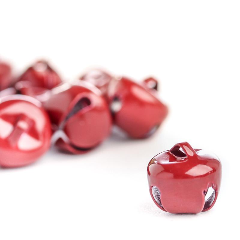 Red Jingle Bells Bells Basic Craft Supplies Craft