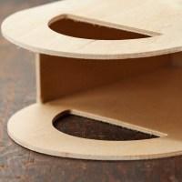 Next Stanton Oak Coffee Table, Wood Box Craft Kit ...