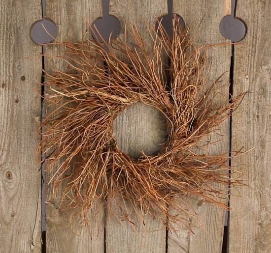 12 Sunburst Natural Twig Wreath  Wreaths  Floral Supplies  Craft Supplies