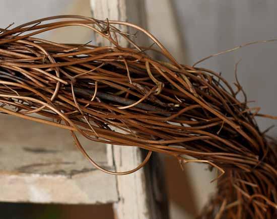 8 Foot Angel Hair Natural Twig Vine Garland Garlands