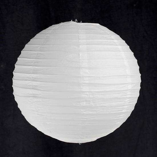 White Paper Chinese Lantern  Lighting  Home Decor