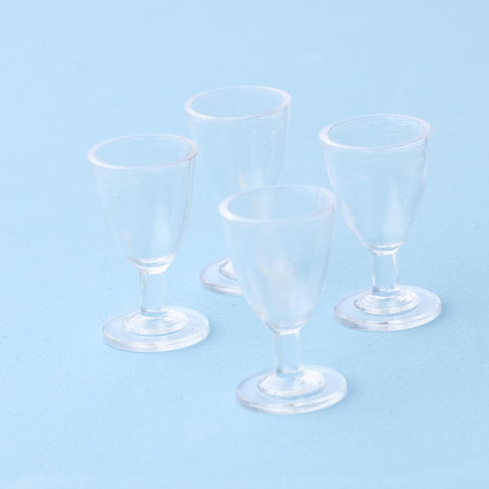 small kitchen table for 2 lights menards dollhouse miniature wine glasses - miniatures ...