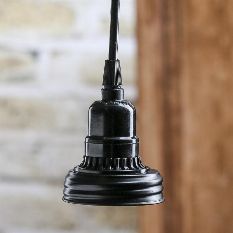 Mason Jar Pendant Lamp Kit