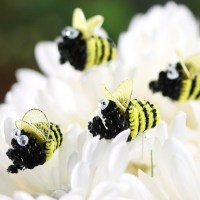 Chenille Bumble Bees - Birds & Butterflies - Basic Craft ...