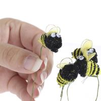 Chenille Bumble Bees - Pipe Cleaners - Chenille Stems ...